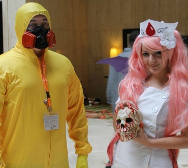 Halloween: chi ha paura dell'Ebola?