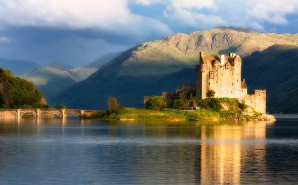 Castello di Eilean - Donan Scozia